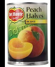 Персик в собственном соку Del Monte (половинки) 415гр