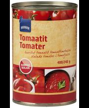 Очищенные томаты Rainbow tomaatit 400/240гр