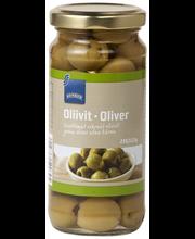 Оливки зеленые без косточки Rainbow Kivettömät Vihreät 235/113гр