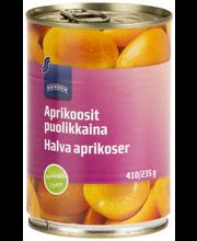 Абрикос в собственном соку Rainbow Aprikoosit (кусочки) 410/235гр