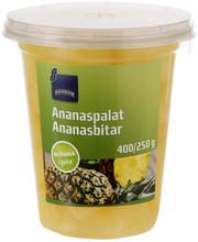 Ананас в виноградном соке Rainbow Ananaspalat 400/250гр