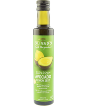 Масло авокадо с лимоном Olivado Ext.virgin 250мл