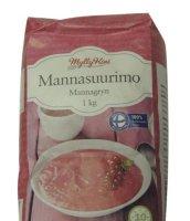 Крупа манная MyllyKivi Mannasuurimo 1 кг