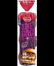 Булочки для гамбургеров 6шт. Vaasan THE BRGR Gourmet 540гр
