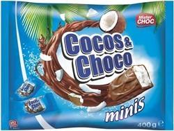 """Мини-батончики Mister Choc """"Cocos Choco"""" 350гр"""