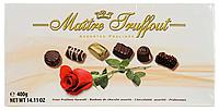 Конфеты Maitre Truffout Assorted Pralines Rose 400гр