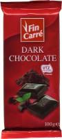 Шоколад темный Finn Carre Dark Chocolate 100гр