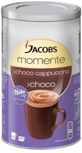 Капучино шоколадный Jacobs Momente Cappuccino Choco 500гр