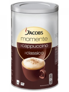 Капучино классический Jacobs Momente Classico 500гр