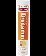 Витамин D3 10мг (со вкусом апельсина) 20 шипучих таблеток