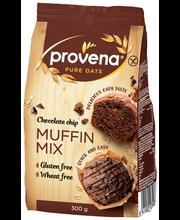 Мучная смесь для выпечки шоколадных маффинов, без глютена Provena Muffin mix 300гр
