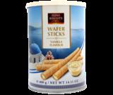 Вафельные трубочки с ванильной начинкой Feiny Biscuits vanilla cream 400гр