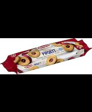 Печенье с малиновой начинкой без глютена Semper Piruett vadelmatäytekeksit  110гр