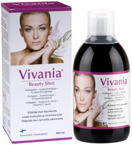 Препарат гиалуроновой кислоты  Vivania Beauty Shot 500мл