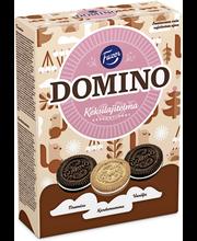 Печенье Domino (ваниль, какао, лимон, ирис) 525 гр