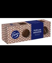 Печенье шоколадное с шоколадным муссом Fazer Suklaa Mousse 142гр