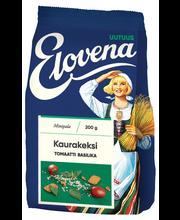 Овсяные крекеры с томатом и базиликом Elovena 200гр