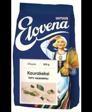 Овсяные крекеры с чесноком и травами Elovena 200гр