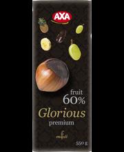 Мюсли AXA Premium Glorious 550гр