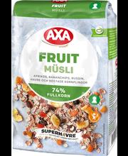 Мюсли AXA Musli Fruit с фруктами 750гр