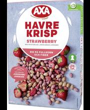 Готовый завтрак (клубника) AXA Havre Krisp Strawberry 300гр