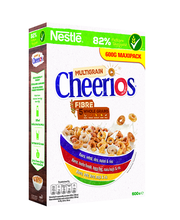 Готовый завтрак Nestlé Cheerios колечки цельнозерновые Multiviline  600гр