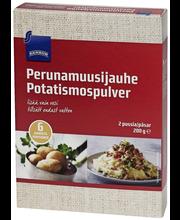 Картофельное пюре разводное Rainbow Perunamuusijauhe 2x100гр, 6 порций