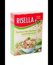 Многозерновая смесь с киноа  Risella Täysjyväriisi-quinoa moniviljaseos 800гр