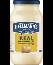 Майонез Hellmann's Real 400гр