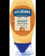 Соус майонез,мед, горчица Hellmann's Hunajasinappi 260гр