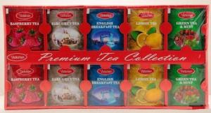 Набор из 5 видов чая Victorian  Prenium Tea  Collection 50пак.