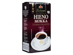 Кофе молотый Bellarom Hieno Mokka tumma paahto 500гр