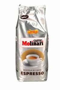 Кофе в зернах Molinari Espresso 1кг