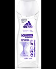Гель для душа женский Adidas Adipure Women 250мл