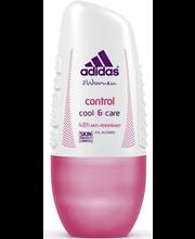 Дезодорант роликовый для женщин Adidas Control 50мл