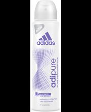 Дезодорант-спрей для женщин Adidas Adipure Deo Spray 150мл