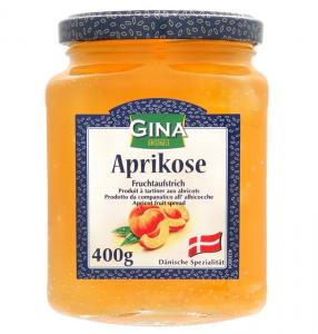 Джем Абрикосовый Gina Aprikose 400гр