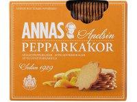 Печенье имбирное с апельсином Annas Apelsin Pepparkakor 300гр