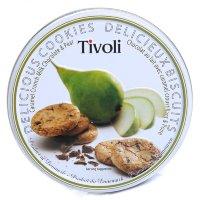 Печенье Tivoli с молочным шоколадом и грушей 150гр