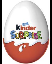 Шоколадное яйцо с сюрпризом Kinder Surprise 20гр
