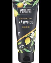 Питательный крем для рук Lemon Juice & Glycerine Perinteinen käsivoide 100гр
