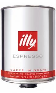 Кофе в зернах ILLY Espresso 3кг
