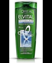 Шампунь против перхоти для нормальных волос L'Oréal Paris Phytoclear Regulating 250мл