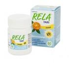Лактобактерии и Витамин D3 Rela tabs (апельсин) 60табл.