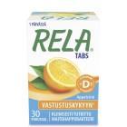 Лактобактерии и Витамин D3 Rela tabs (апельсин) 30табл.