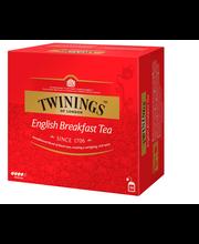 Чай черный  Twinings English Breakfast 50пак.
