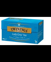Чай черный Twinings Lady Grey tea 25пак.