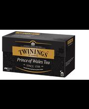 Чай черный принц Уэльса Twinings Prince of Wales tea 25пак.