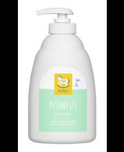 Гипоаллергенное жидкое мыло Ainu Pesuneste nestesaippua 300мл