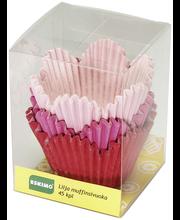 Формочки бумажные  для выпечки кексов «Лилия» Eskimo 45шт.